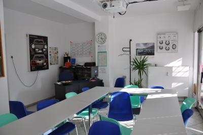 Lehrsaal hinten
